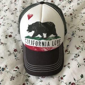 Billabong California Love Trucker Hat